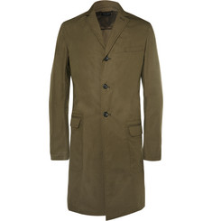 Marvy Jamoke - + Beams Chester Slim-Fit Cotton-Blend Overcoat