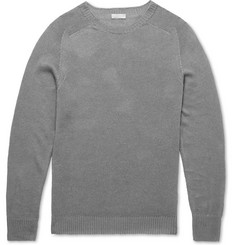 Margaret Howell Linen and Cotton-Blend Sweater