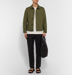Margaret Howell MHL Cotton and Linen-Blend Jacket