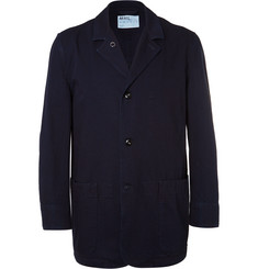 Margaret Howell MHL Indigo-Dyed Denim Blazer