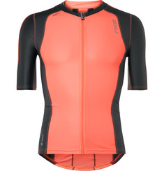 2XU Compression Tri Stretch-Jersey Triathlon Top