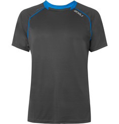 2XU Tech Vent Jersey Running T-Shirt