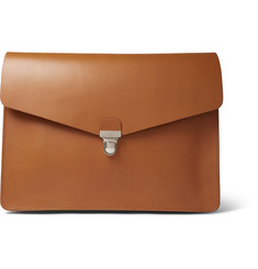 A.P.C. Leather Document Holder