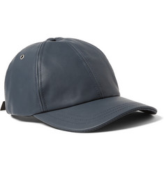 A.P.C. - Coated Cotton-Blend Baseball Cap
