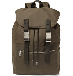 A.P.C. - Cotton-Canvas Backpack