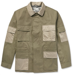 Marc Jacobs - Colour-Block Cotton Field Jacket