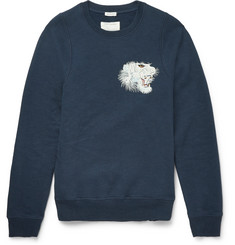 Marc Jacobs - Embroidered Cotton Sweatshirt