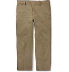 Marc Jacobs - Cropped Cotton Trousers