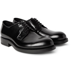 Raf Simons - Polished-Leather Derby Shoes