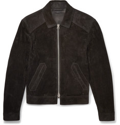 Tom Ford - Slim-Fit Suede Jacket