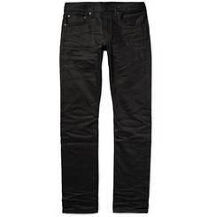 Fabric-Brand & Co - Zack Slim-Fit Selvedge Denim Jeans