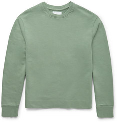 Several - Beva Loopback Cotton-Jersey Sweatshirt