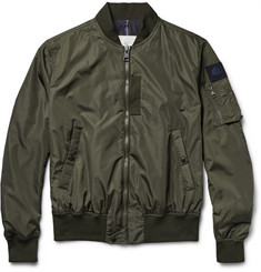 Moncler - Timothe Shell Bomber Jacket