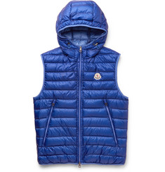 Moncler - Morellet Quilted Shell Down Gilet