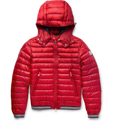 Moncler Vidal Quilted Shell Down Jacket