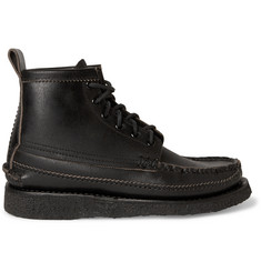 Yuketen Maine Guide 6-Eye Waxed-Leather Boots