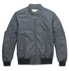 Marni - Cotton Bomber Jacket