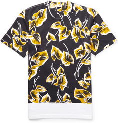 Marni - Printed Cotton-Jersey T-Shirt