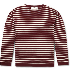 Marni Striped Wool Sweater