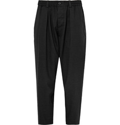 Marni - Pleated Virgin Wool Trousers