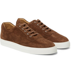 Harrys of London - Mr Jones 2 Suede Sneakers