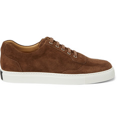 Harrys of London Mr Jones 2 Suede Sneakers