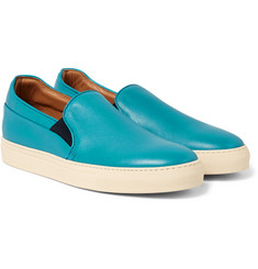 Paul Smith Shoes & Accessories - Zorn Leather Slip-On Sneakers