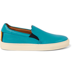Paul Smith Shoes & Accessories Zorn Leather Slip-On Sneakers