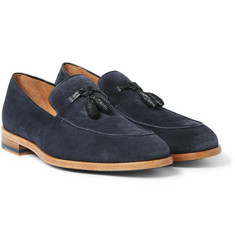 Paul Smith Shoes & Accessories - Conway Tasselled Suede Loafers
