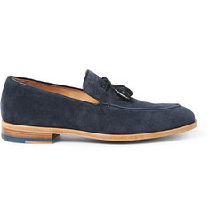 Paul Smith Shoes & Accessories Conway Tasselled Suede Loafers
