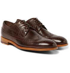 Paul Smith Shoes & Accessories - Talbot Leather Wingtip Brogues