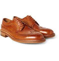 Paul Smith - Lincoln Dip-Dyed Leather Brogues