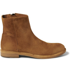 Paul Smith Sullivan Distressed Suede Boots