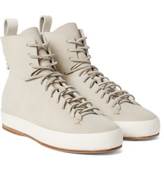 Feit - Suede High-Top Sneakers