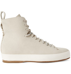Feit Suede High-Top Sneakers