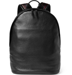 Paul Smith - Full-Grain Leather Backpack