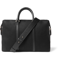 Paul Smith Shoes & Accessories - Leather-Trimmed Canvas Holdall