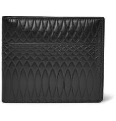 Paul Smith No. 9 Embossed Leather Billfold Wallet