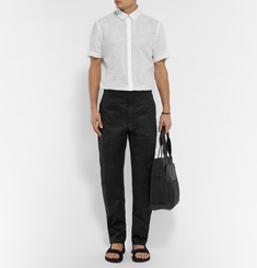 Chalayan Cotton Cargo Trousers
