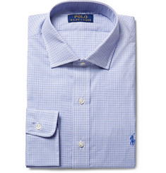 Polo Ralph Lauren Gingham Cotton-Poplin Shirt