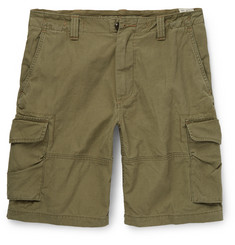 Polo Ralph Lauren - Cotton-Canvas Cargo Shorts
