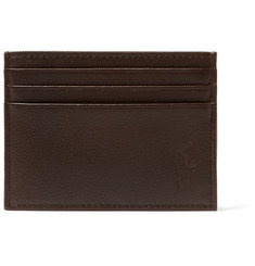 Polo Ralph Lauren - Grained-Leather Cardholder