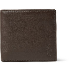 Polo Ralph Lauren Grained-Leather Billfold Wallet