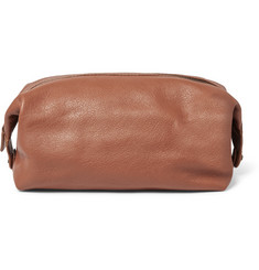 Polo Ralph Lauren Leather Wash Bag