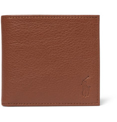 Polo Ralph Lauren - Grained-Leather Billfold Wallet