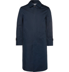 Mackintosh Cotton-Blend Raincoat