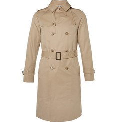 Mackintosh - Slim-Fit Cotton Trench Coat