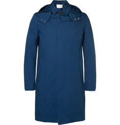 Mackintosh - Dunoon Hooded Cotton Raincoat