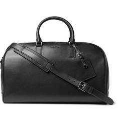 Michael Kors - Bryant Full-Grain Leather Duffle Bag