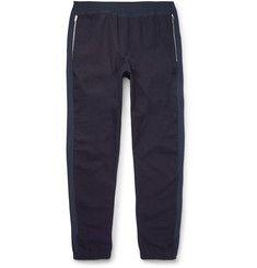 Tim Coppens - Slim-Fit Shell-Trimmed Canvas Sweatpants